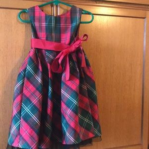 Other - Girl size 4 holiday church Xmas dress